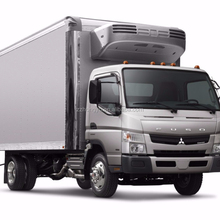 refrigerated standby electric unit truck