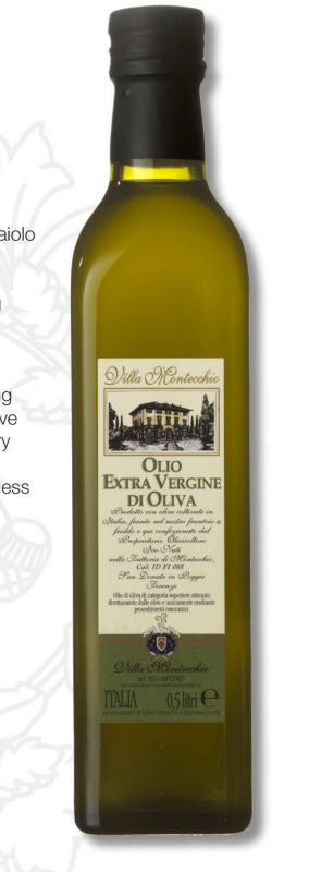OLIVE OIL EXTRA VIRGIN SINGLE ORIGIN FROM TUSCANY