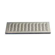 E300 Stainless Steel Custom Floor Drain Grate Heavy Duty Steel Grates Water Trench Grate