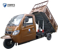 big frames three wheel cabin motorcycle with steering wheel