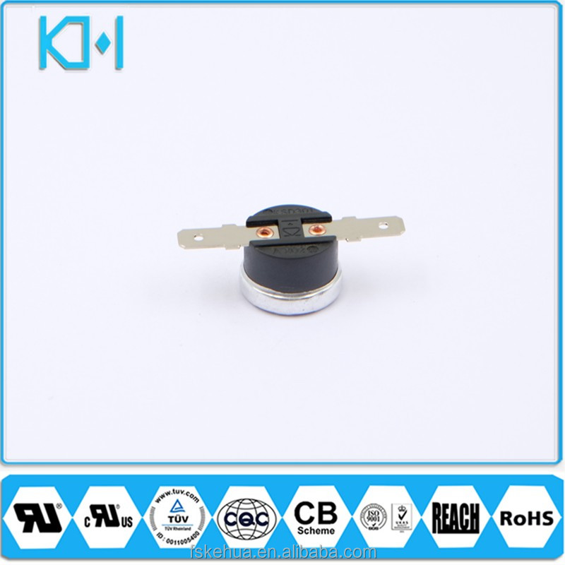 5A 10A 16A Temperature Switch Pet Heating Pad Temperature Limiter KSD301