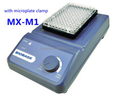 Universal Microplate Mixer Microplate Mixer with microplate clamp Continuous operation