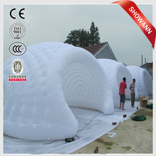 best sale wonderful cube inflatable tent