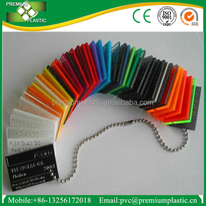 China factory imported material colorful black cast acrylic <strong>sheet</strong>