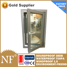 easy installation aluminium casement window and door