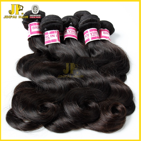 Thick End Virgin 8A Grade 100% Unprocessed Brazilian Remy Hair