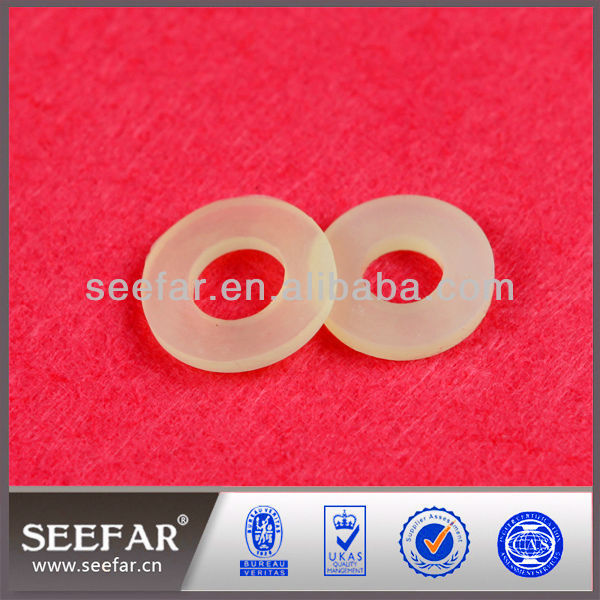Clear RTV Silicone rubber cylinder head sealing gasket
