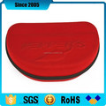eva sunglass sport case with embossed logo