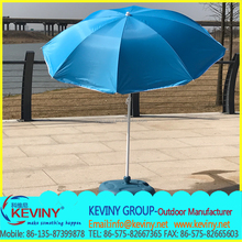 portable beach umbrella UV protect SPF 50+ outdoor beach umbrella with carry bag from chinese umbrella factory