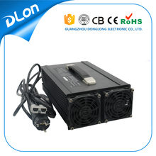 electric city bus battery charger 2000w 12v lead acid / li-ion/ lifepo4 auto rickshaw charger