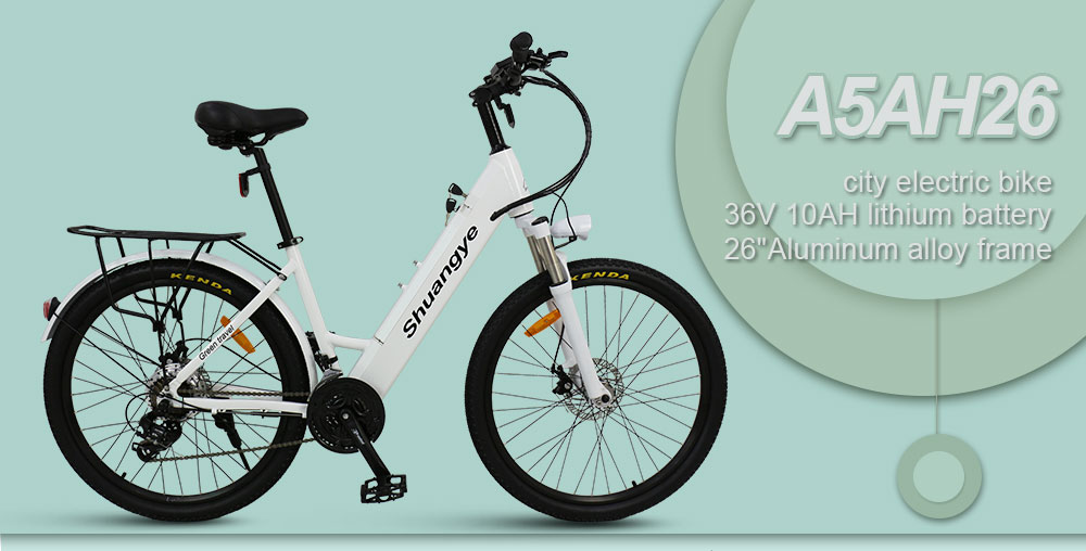 36v 250w 26 inch city electric bicycle ebike