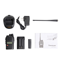 dual band 2 separate receivers BAOJIE BJ-UV22 portable two way radio