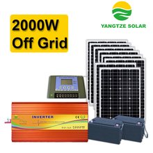 2kw solar system for home light