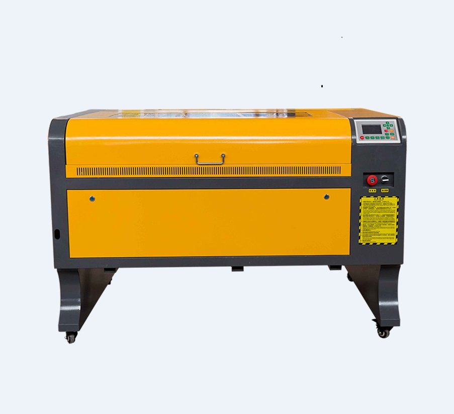 6090 CO2 laser <strong>cutter</strong> machine with CW-3000 100W