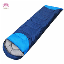 Sleeping Bag Envelope Lightweight Portable, Waterproof, Comfort With Compression Sack Great For 4 Season Traveling, Camping