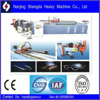 Wholesale China Newly Developed Exhaust Pipe Bending Machine