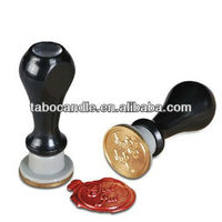initial wax stamp /metal stamp seal/seals wax plastic