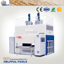 Helpful Brand Shandong Weihai HSF-1300 Stone painting machine, stone spray paint machine, granite paint machine