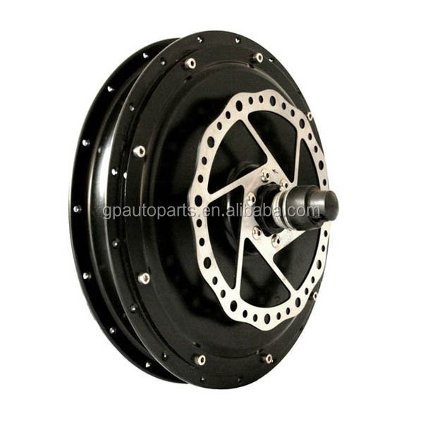Small Lithium-Ion Wheel Electric Bike Hub Motor