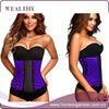Women Waist Trainers Wholesale In Shapers Latex Rubber Suspension Corset Ladies Underwe arworkout Latex Waist Cinchers Wholesale
