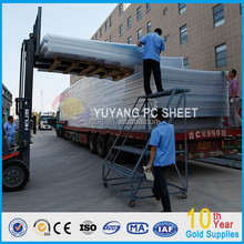 Polycarbonate Hollow Sheets / pc hollow sheet/hollow polycarbonate sheet