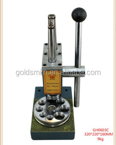 Jewellery tool& Ring stretcher and reducer