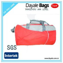 orange polyester travel bags and luggages