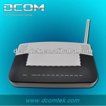 Routing from ADSL to LAN,adsl wifi modem with voip port