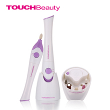 TOUCHBeauty manicure tool 5 in 1 professional electric mini manicure pedicure set