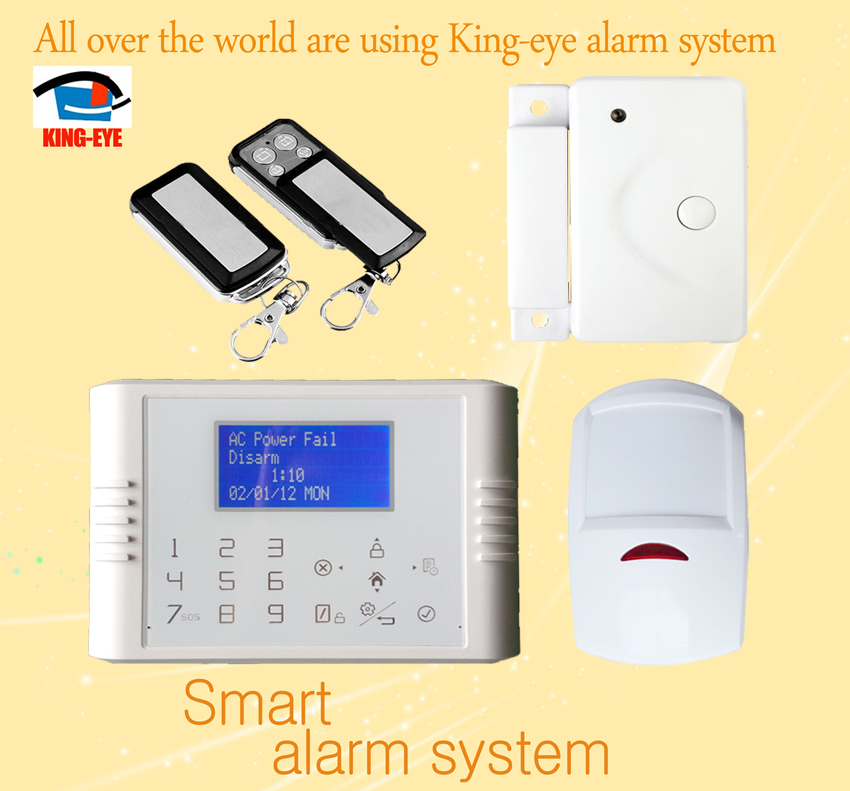 Outdoor beam infrared sensor 433mhz wireless manual pstn for Buy house alarm system