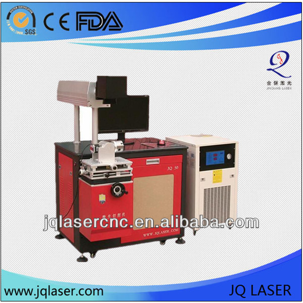Aluminum pen marking machine