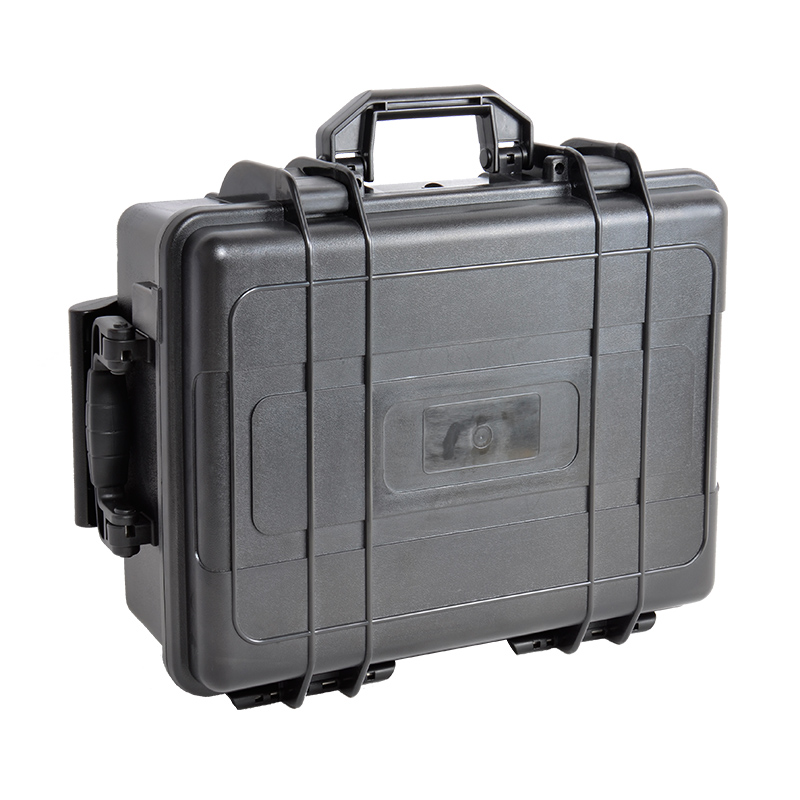 China Wholesale 456x372x205mm Size Waterproof Plastic Box Truck Tool Trolley Case