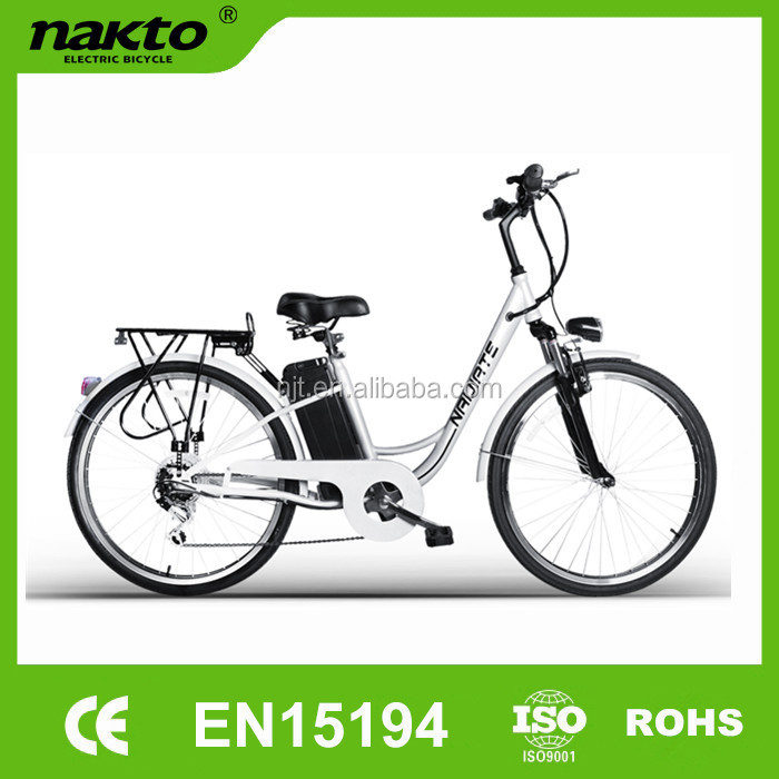 26inch OEM electric bicycle with lithium battery and 250w brushless motor