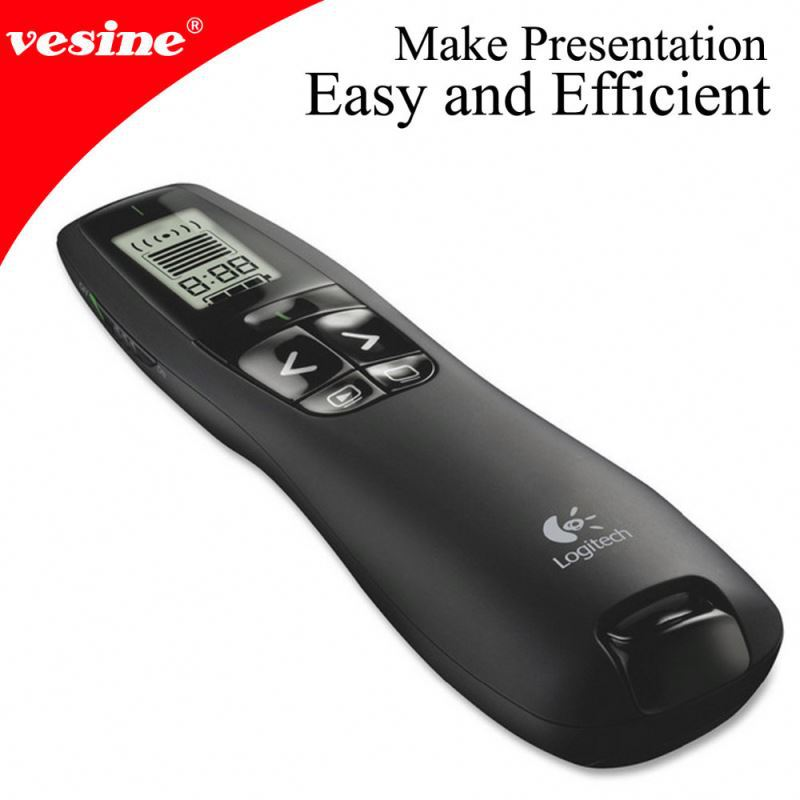 Multimedia Blue Laser Pointer Wireless Presenter OEM R800
