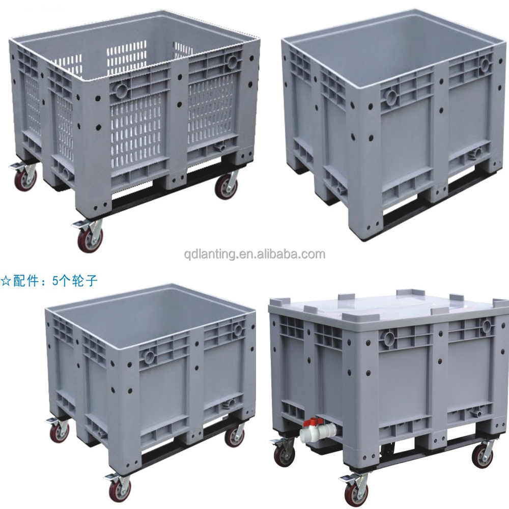 Plastic Vegetable Crate Food Grade Cheap Price