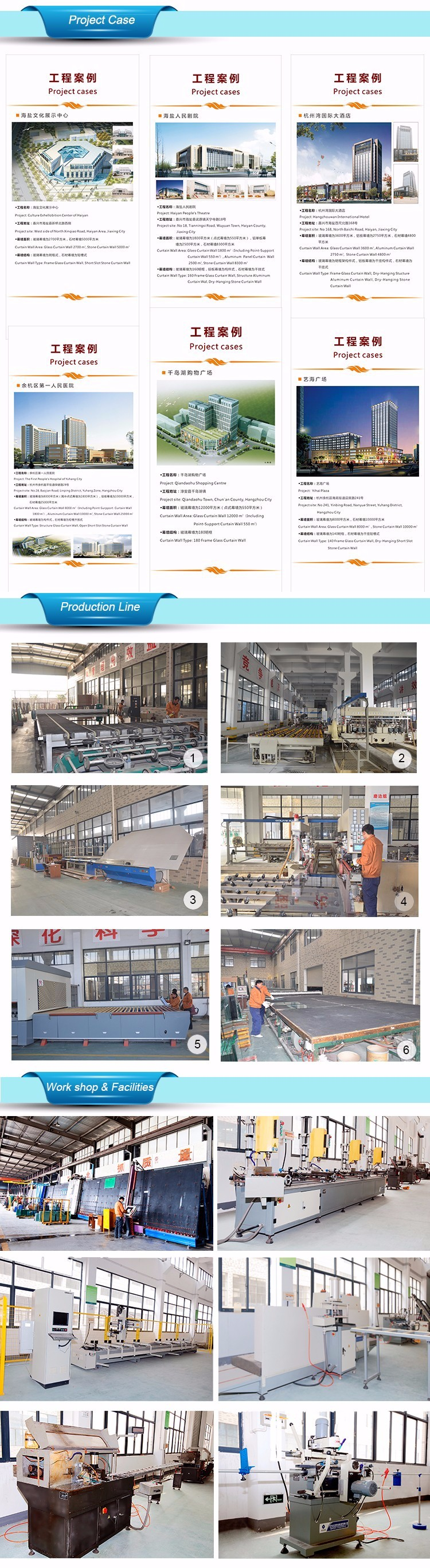 Manufacturer Aluminium jalousie window glass