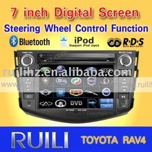 2011 NEW TOYOTA RAV4 car navigation 3D Animation UI