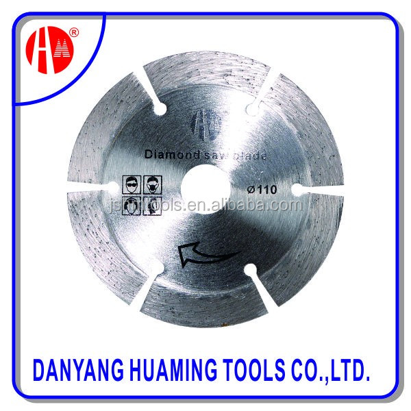 Rock Cutting Saws or Cutter Blade (Granite Cutting Blade)