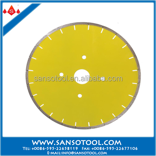 Diamond saw blade for tile cutting