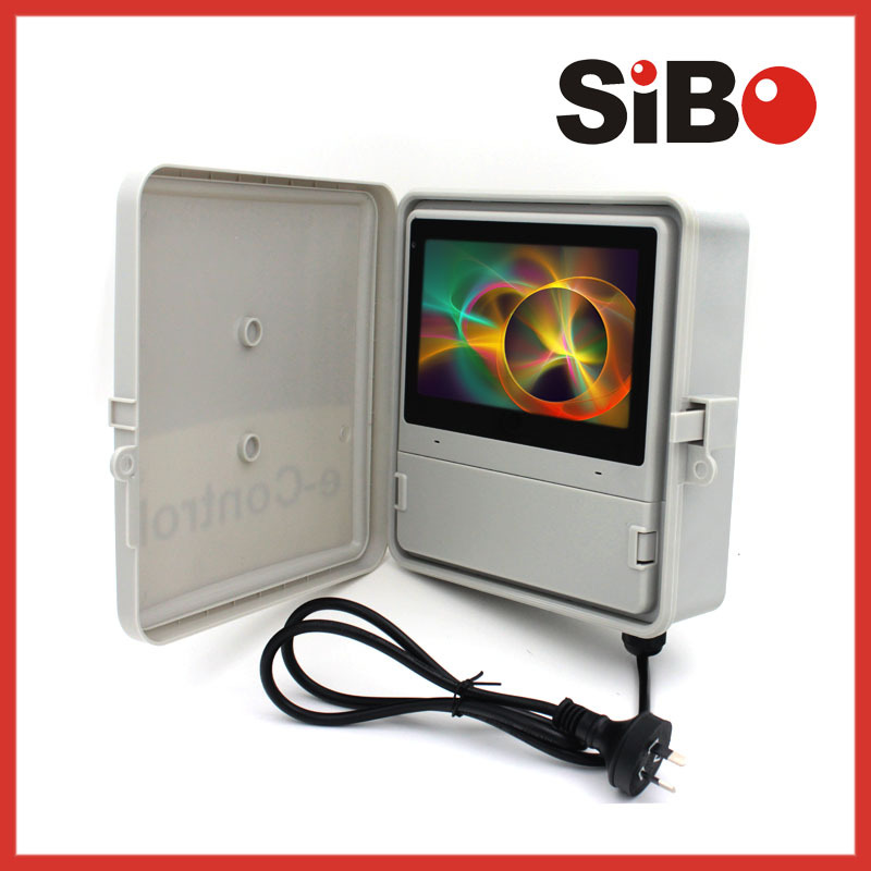 Sibo Patent Android Multi-channel Touch Panel For Valve /Switch Output Home Automation