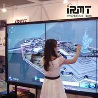 IRMTouch infrared sensor touch screen