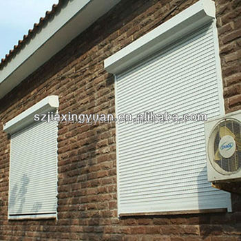 Residential Storm Aluminum Electric Shutter