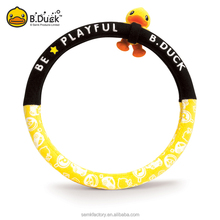 Cute and comfortable design your car steering wheel cover