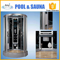 High quality shower aluminum profile computerized shower room Freestanding Sauna Steam Shower Room