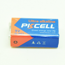 Top Quality Hot Sale PKCELL Dry Cell 6f22 6lr61 9v Alkaline Battery