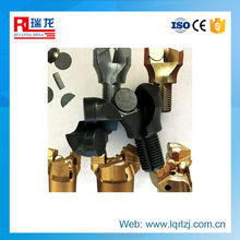 Linqing Ruilong,factory! 25-42mm diamond head pdc drill bit for well drilling and electronic industry,ISO 1400