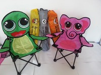 2015 new style Top level top sell cartoon animal kid' fold up folding child chair
