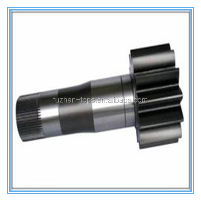 precise cnc milling machine parts metal fabrication shafts