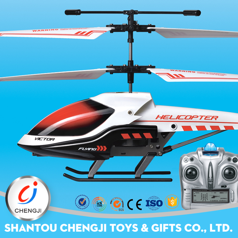 Big size hobby radio control style 3.5 channel metal pro helicopter