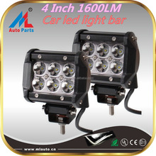 popular diy aquarium 4 inch led decoration 1600lm light bar for off road vehicle